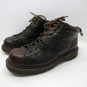 Dr. Martens Dark Oil Tanned Leather Boots 11 M